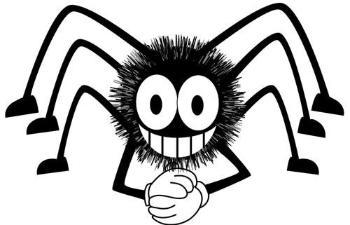 spider-billede
